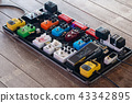 Professional Electric Guitar Effects Pedal Set. 43342895