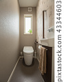 주택의 화장실 43344603