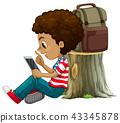 boy african people 43345878