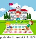 child, children, kid 43346024