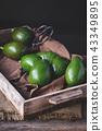 Fresh avocaods from Vietnam 43349895