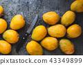 Fresh ripe mangoes 43349899