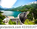 Kurobe Dam 43350147