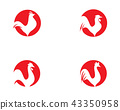 Rooster Logo Template 43350958