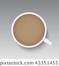 coffee, cup, mug 43351455