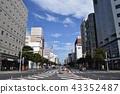 LRT 공사 이전 우츠노미야 역 동쪽 출구 43352487