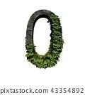 Stone foliage number 0 43354892