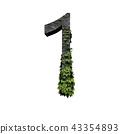Stone foliage number 1 43354893