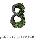 Stone foliage number 8 43354900