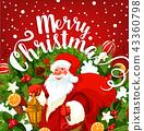 christmas santa xmas 43360798