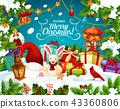 圣诞节 圣诞 耶诞 43360806