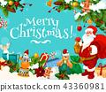 christmas santa xmas 43360981