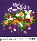 คริสต์มาส,คริสมาส,เวกเตอร์ 43360995