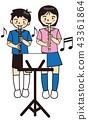錄音機 器具 儀器 43361864