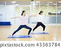瑜伽 瑜珈 健身 43363784