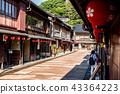 street, teahouse, spring 43364223