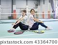 เทนนิส,สนามเทนนิส,ผู้หญิง 43364700