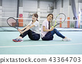 เทนนิส,สนามเทนนิส,ผู้หญิง 43364703