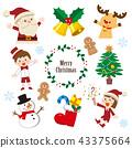 크리스마스 이미지 43375664