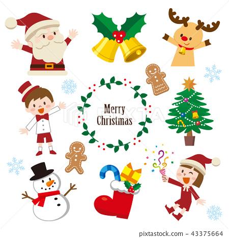 聖誕節圖像 43375664