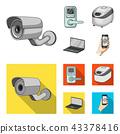 appliances icon vector 43378416