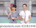 체육관 테니스 43381446