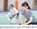 體育健身網球 43381943