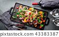 octopus, food, seafood 43383387