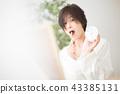 牙膏,女性 43385131