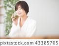 蔬菜汁 - 女士 - 浴袍 43385705