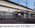 สถานี,รถไฟ,ราง 43386217