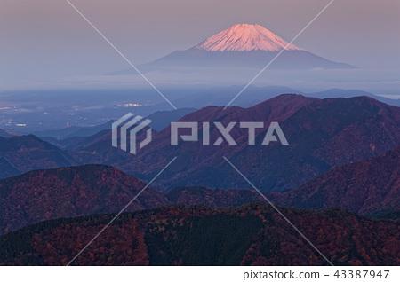 후지산, 산, 풍경 43387947