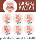 年长 老年人 老人 43394686