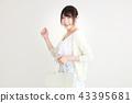购物女性 43395681