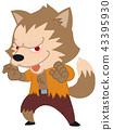 野狼人 43395930