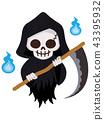 เทพแห่งความตายที่น่ากลัว 43395932