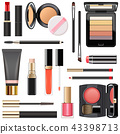 Vector Professional Makeup Cosmetics 43398713