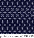 Geometric ethnic pattern traditional. 43399939