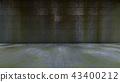 Interior Background 3D rendering 43400212