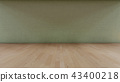 Interior Background 3D rendering 43400218