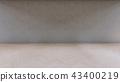 Interior Background 3D rendering 43400219
