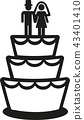 wedding_cake_1c.eps 43401410