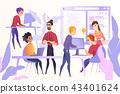 web developer vector 43401624