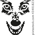 wolf_face.eps 43401823