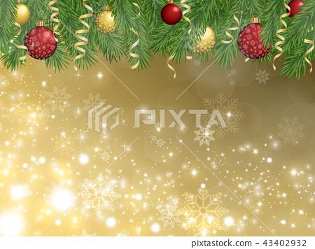 Christmas decoration 43402932