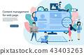 blog, blogging, concept 43403263