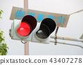 """帶有顯示板的交通燈,僅用於""""側面公路車""""。 43407278"""
