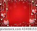 聖誕節背景 43408153