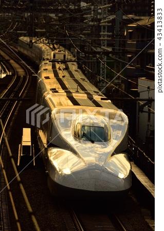 Bullet train 43413833