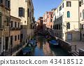 Venice Canal 43418512